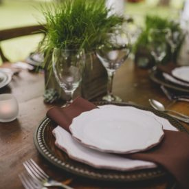 Place-setting.